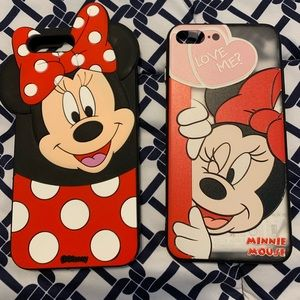 Minnie Mouse case iPhone 7 Plus